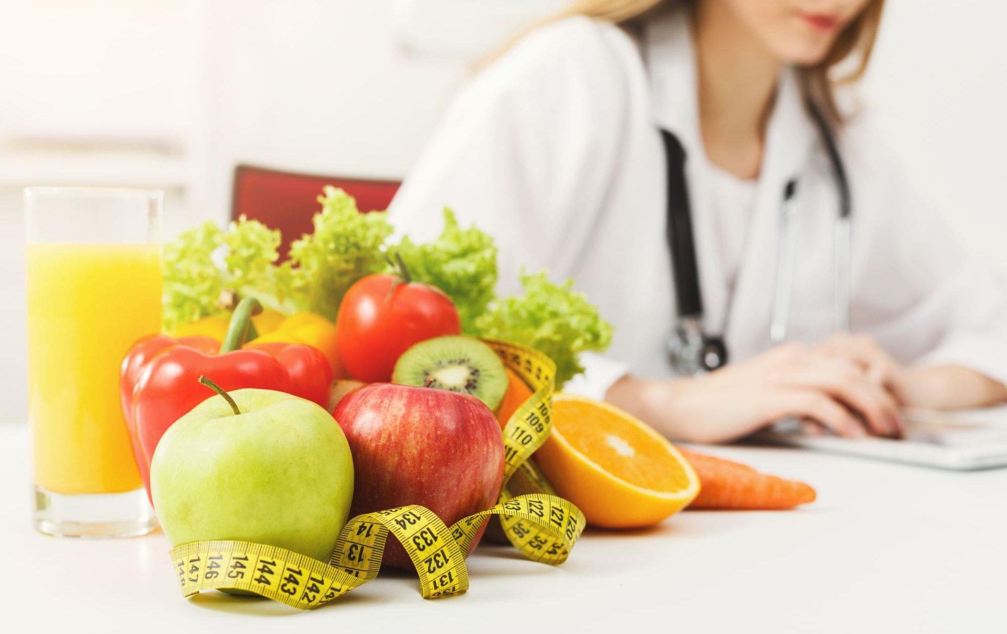 différence entre un nutritionniste et un diététicien